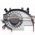 Brand new laptop GPU cooling fan for FORCECON DFS400805PB0T-FCBA