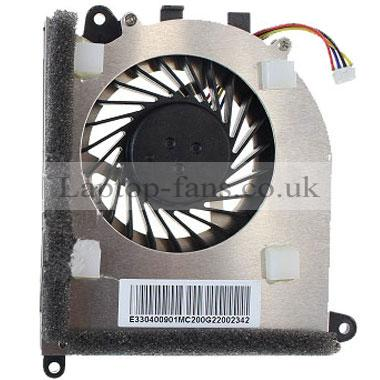 Brand new laptop GPU cooling fan for AAVID PAAD06015SL N350