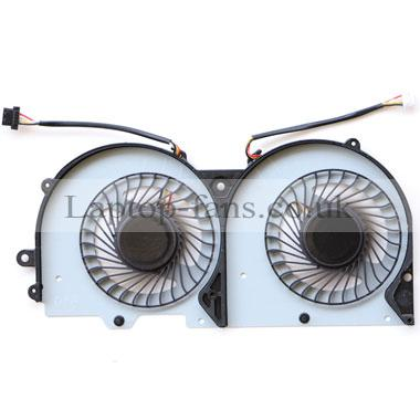 Brand new laptop GPU cooling fan for A-POWER P950ER-GPU